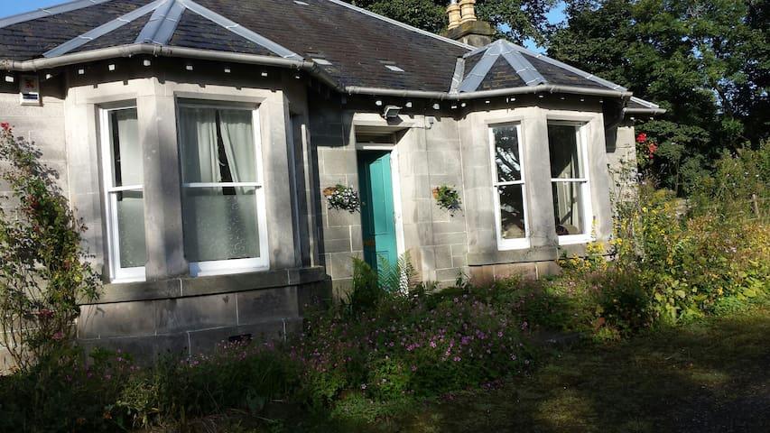 Quiet cottage at Pentland Hills - Bush Estate - Ház