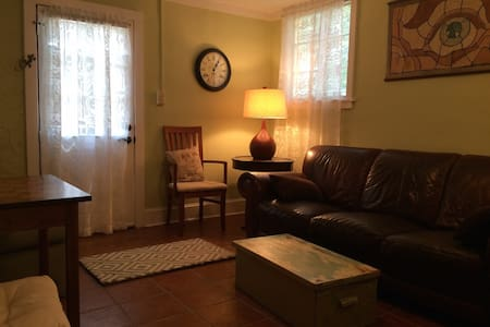 Cozy Wright Guest Suite in 5 Points - Athens