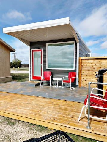 Lone Star Mini Cabin at Palo Duro Canyon Rim