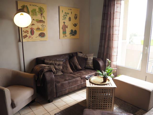 Appartement lumineux Centre-Castres - Castres - Apartmen