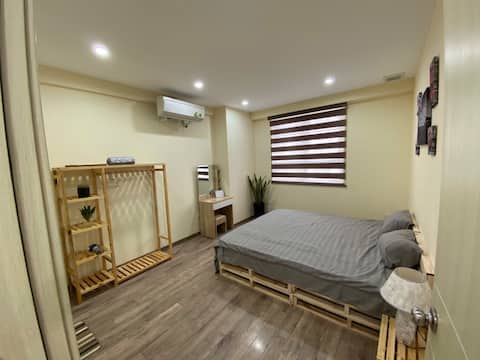 ✩ Clean and Airy 2BR Apt.✩ Near Hapulico Complex
