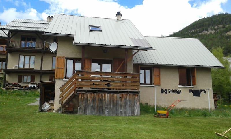 Casa in montagna - Arvieux - Casa de campo