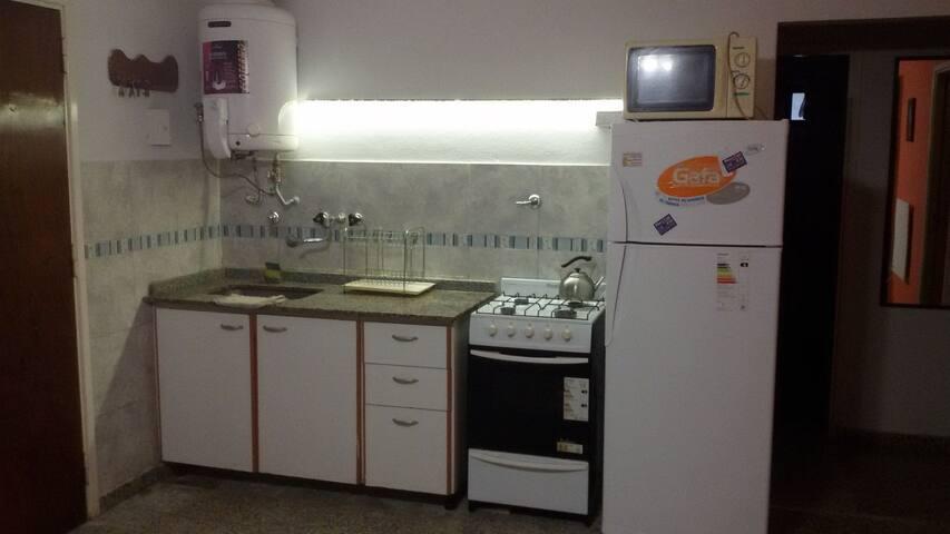 Sector de cocina