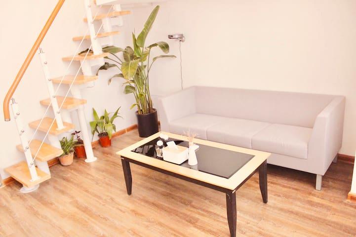 【春鸿】投影房/复式loft公寓