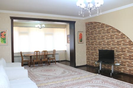 Amazing apartment in the center of Samarkand.