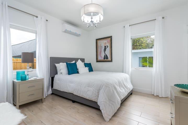 Saltwater Villa- Bedroom