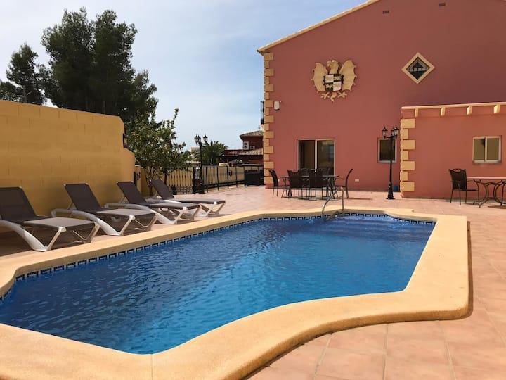 Villa Don Juan Benidorm