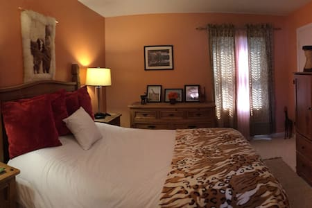 Private room in Berrien Springs - Berrien Springs - Hus
