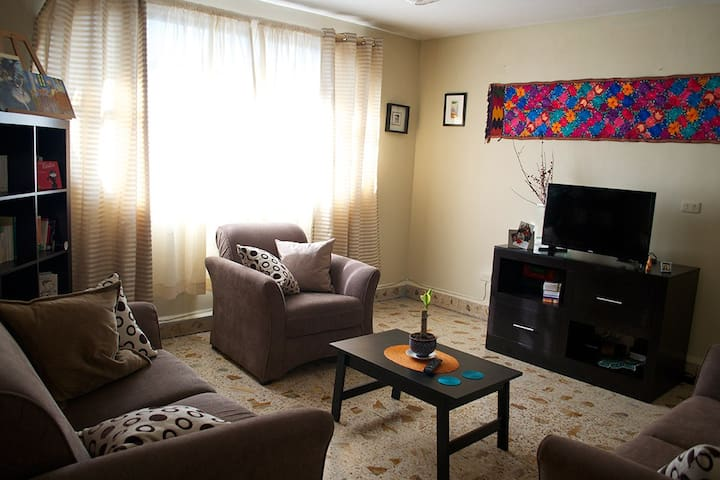 Cozy appartment near to the airport - Cidade do México - Apartamento