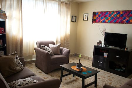 Cozy appartment near to the airport - Ciudad de México - Leilighet
