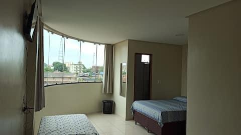 Apartamento Família no Centro de Santarém