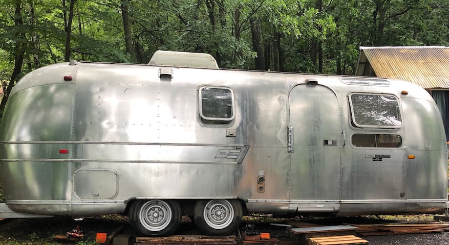Nancy's Airstream