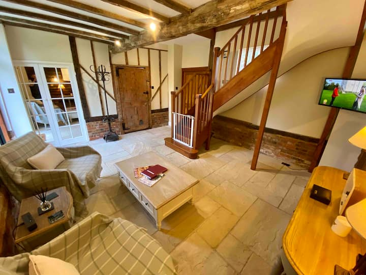 Kingsland Barn, luxury self-catering accommodation