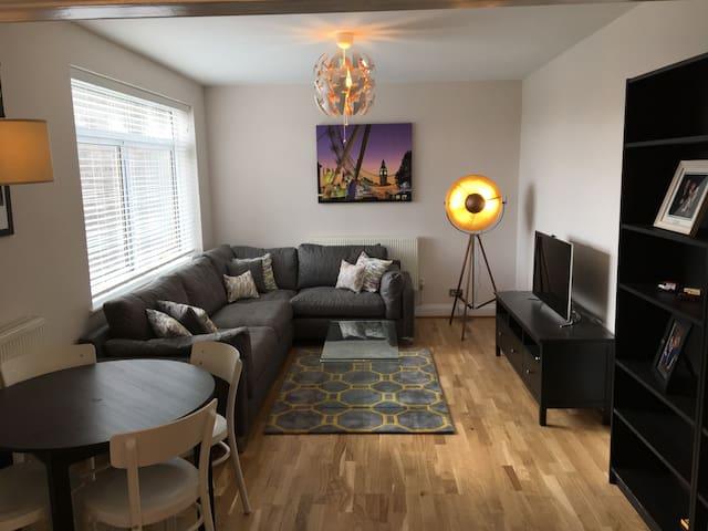 Spacious Double Room in Belvedere - Belvedere - Apartamento