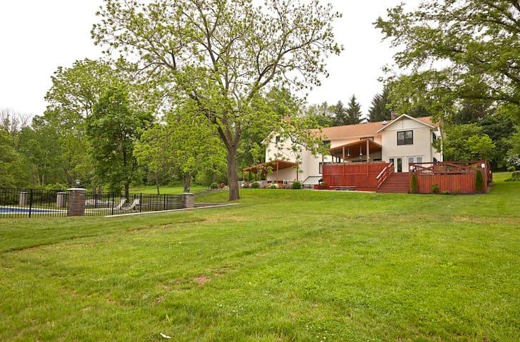 Luna Farm - Ottsville - House