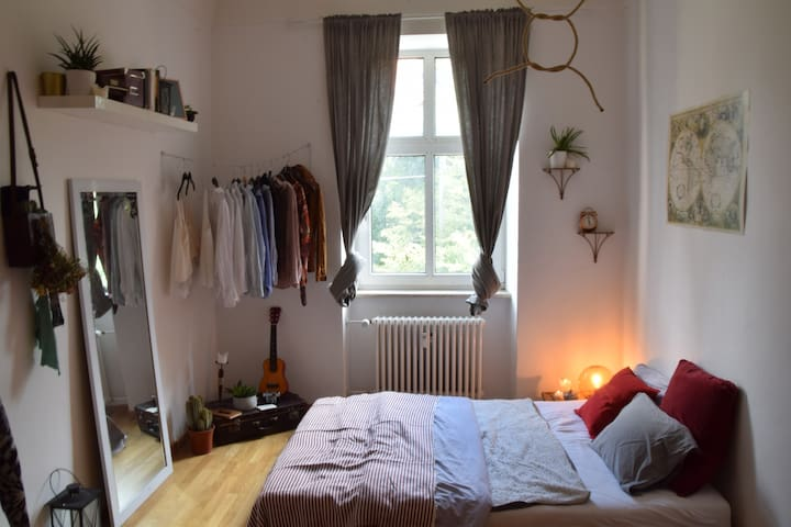 Cozy room located in the middle of Munich