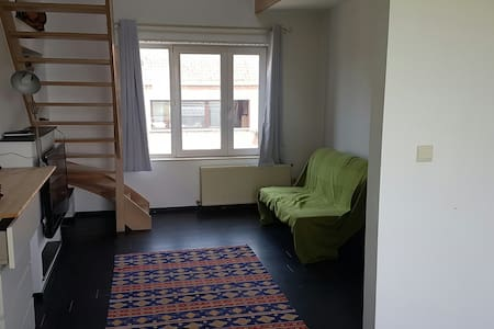 Appartement met fantastisch uitzicht - Oostende - Apartamento
