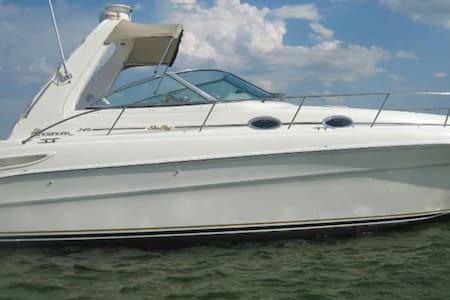 Sea Ray 34ft will negotiate - Bateau