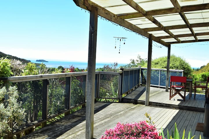 Marahau Retreat, Abel Tasman
