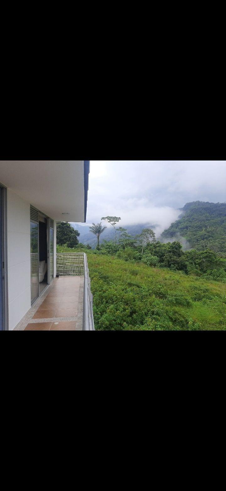 Apartamento con excelente vista y clima
