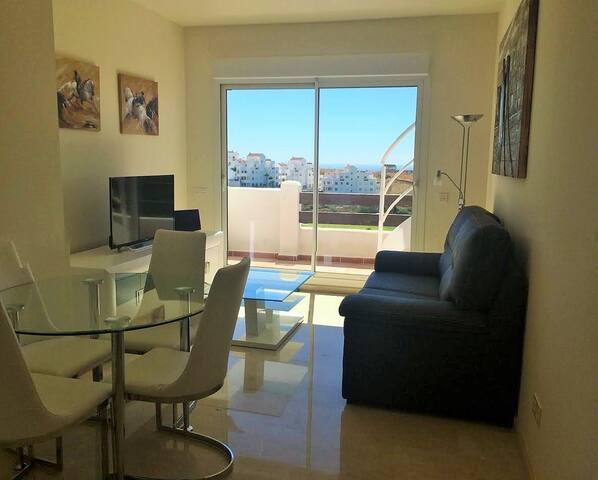 Comfortable atico en Valle Romano, - Estepona - Condominio