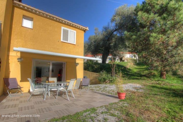 appartement 4 pers en Corse du sud proche plages - Cauro - Leilighet