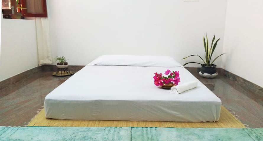Simple and Quiet Home near Auroville