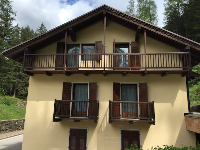 Casa Boai - Appartamento perfetto per famiglie - Peio