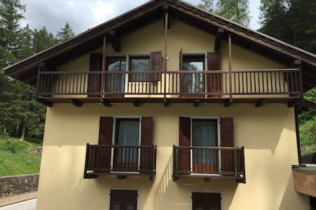 Casa Boai - Appartamento perfetto per famiglie - Peio - Appartement