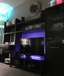Cozy Room ! - 彭布罗克派恩斯(Pembroke Pines) - 连栋住宅
