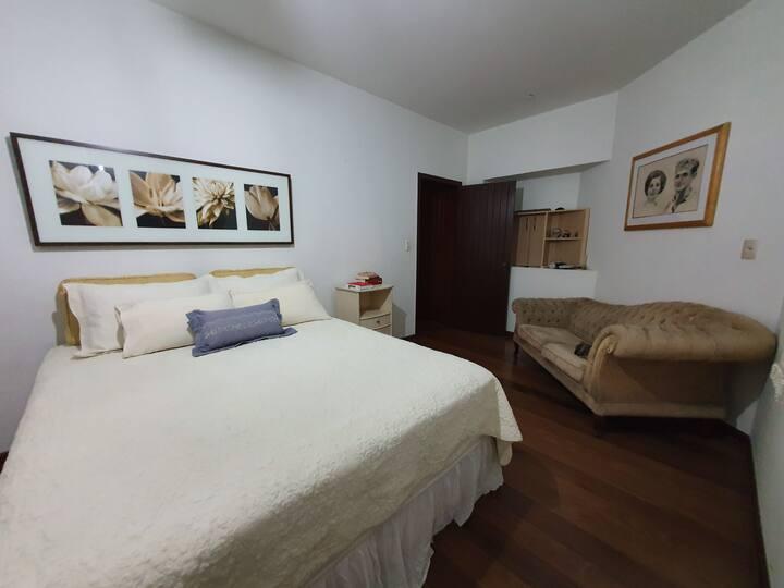 Habitaciones en Belo Horizonte con tranquilidad