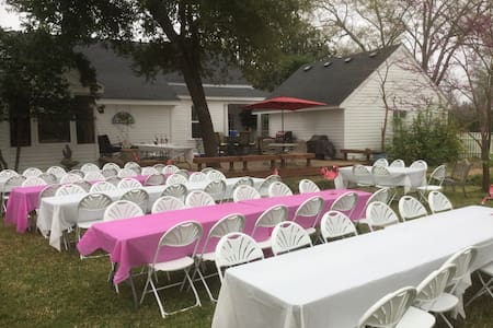 Entire Historic Home for Events - Montgomery