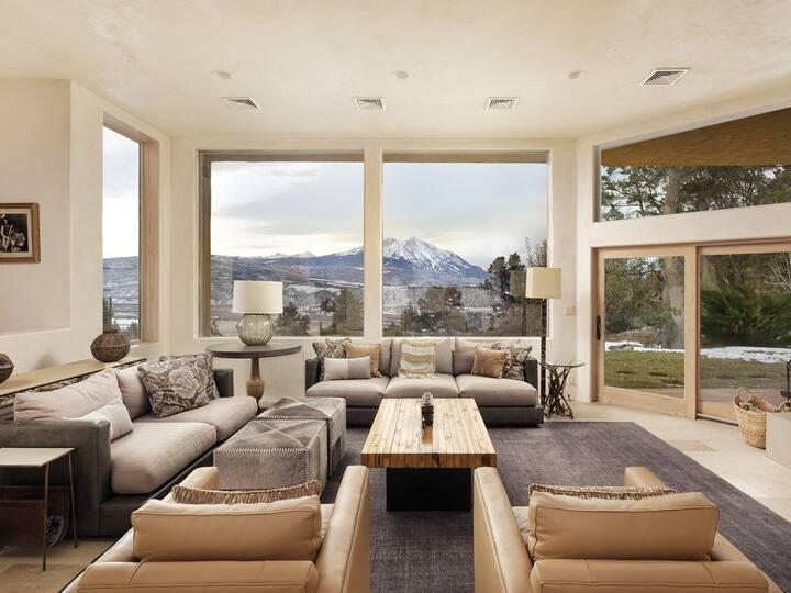 Exclusive Carbondale Mountain Getaway