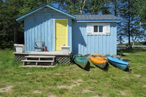 Turning Tides Oceanfront Tiny Home