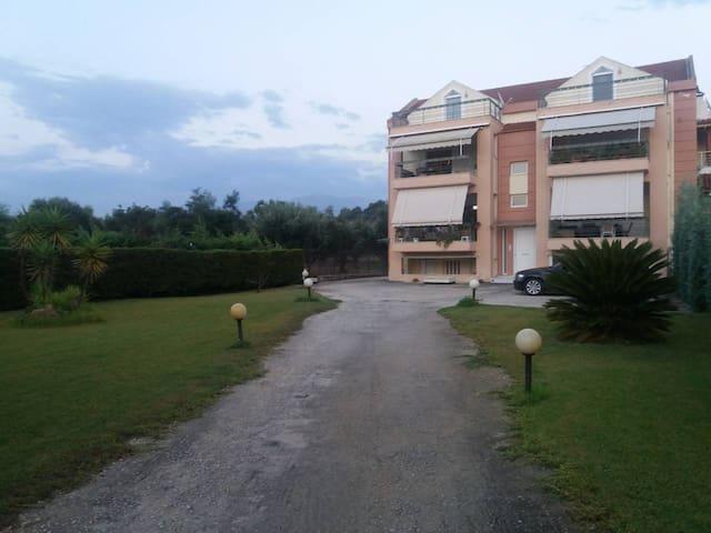 Monodendri Σπίτι με θέα
