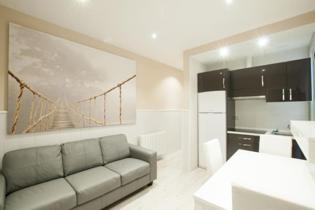 4 bedroom renewed apart fantastic neighborhood 3b4 - Les luxueux appartements serrano cero madrid ...