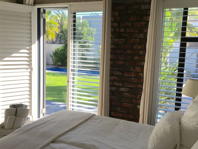 Top relaxed beach living in style.. - Ciudad del Cabo - Bed & Breakfast