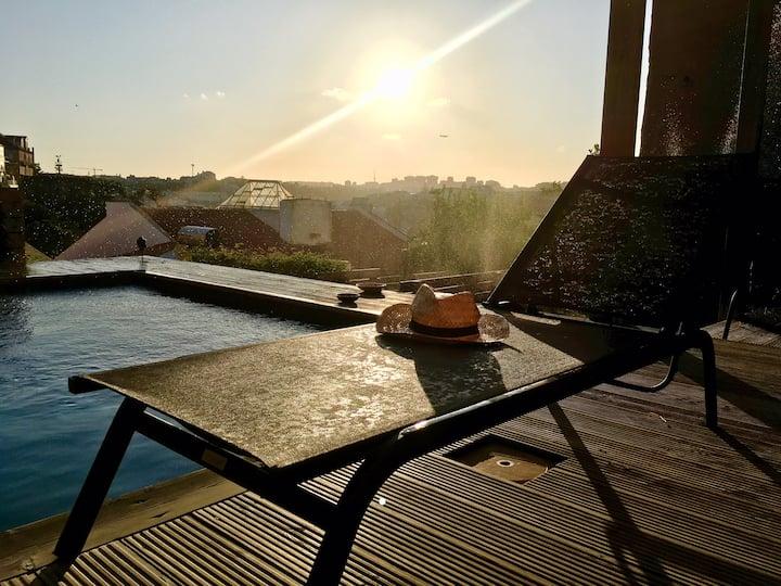 Alfama - Sunset Dream with pool