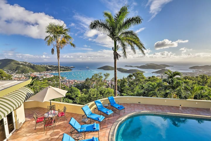 """""""The Villa with the View!""""  Simply Spectacular!"""