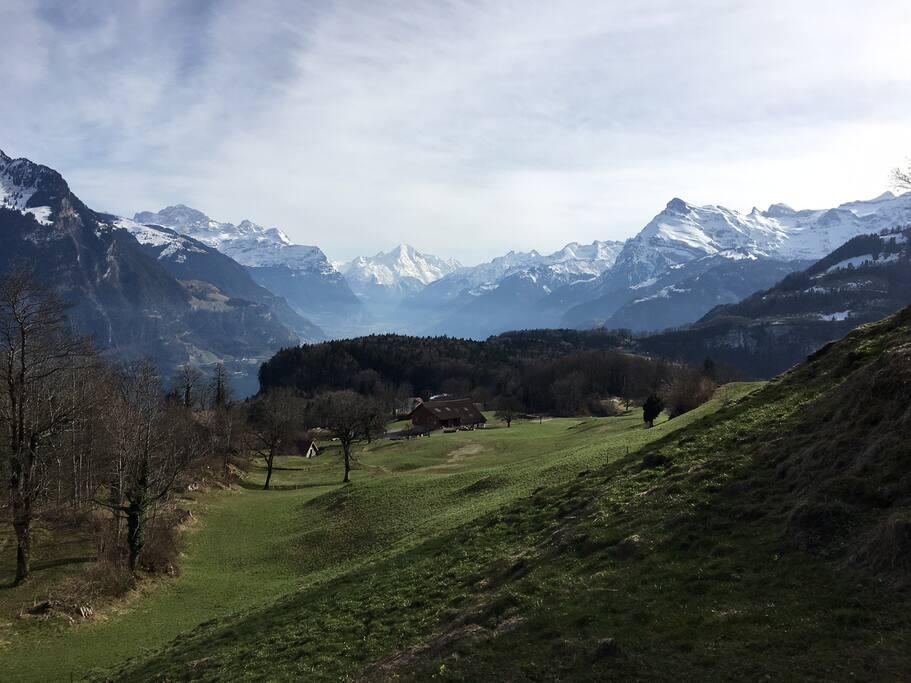 hiking tour proposal