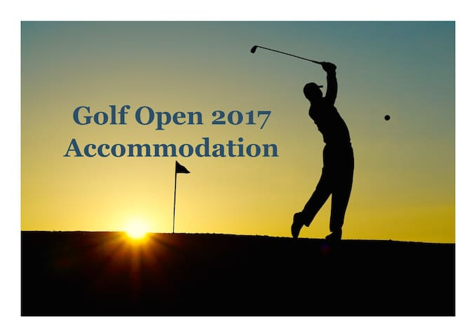 Golf Open 2017 Accomodation - Halsall - Apartemen