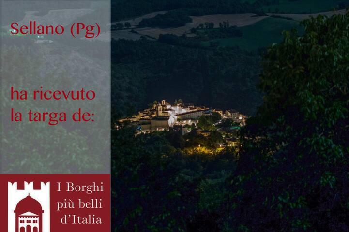 La castagna near Spoleto - Sterpare - Huis