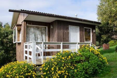 Cabañita en la playa para 2 (11) - Pichilemu - Natur-Lodge