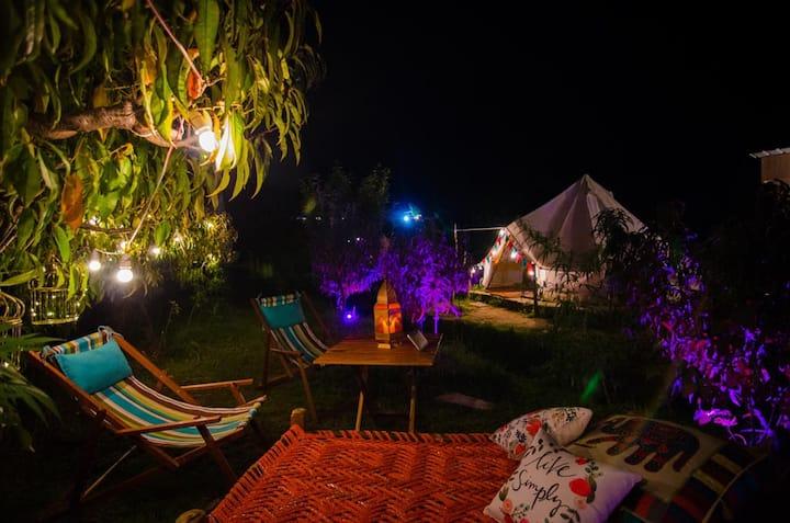 Abra @ Hushnest x Sunkiya: Secret Campsite