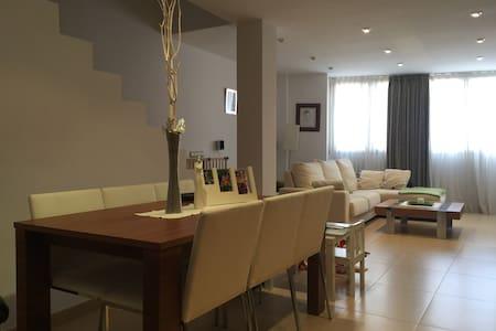 casa ideal para unas vacaciones en familia - Búger - Huis