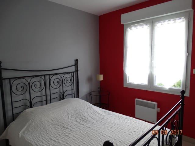 chambre 1 lit de 140 2 couchages