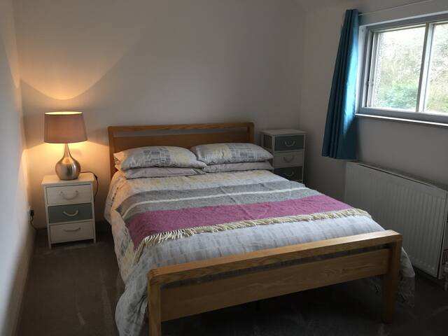 Double room on the outskirts of St Agnes