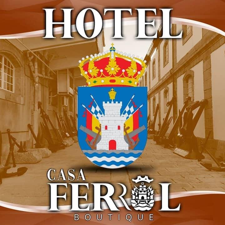 Hogar Dulce Hogar - Hotel Casa Ferrol