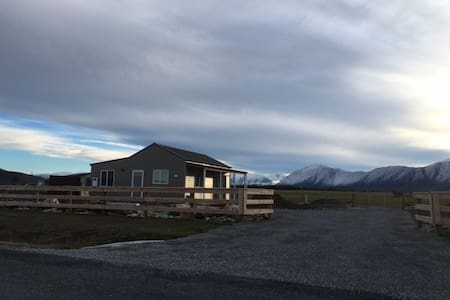 Māhina Cottage - your little slice of paradise - Twizel - Casa