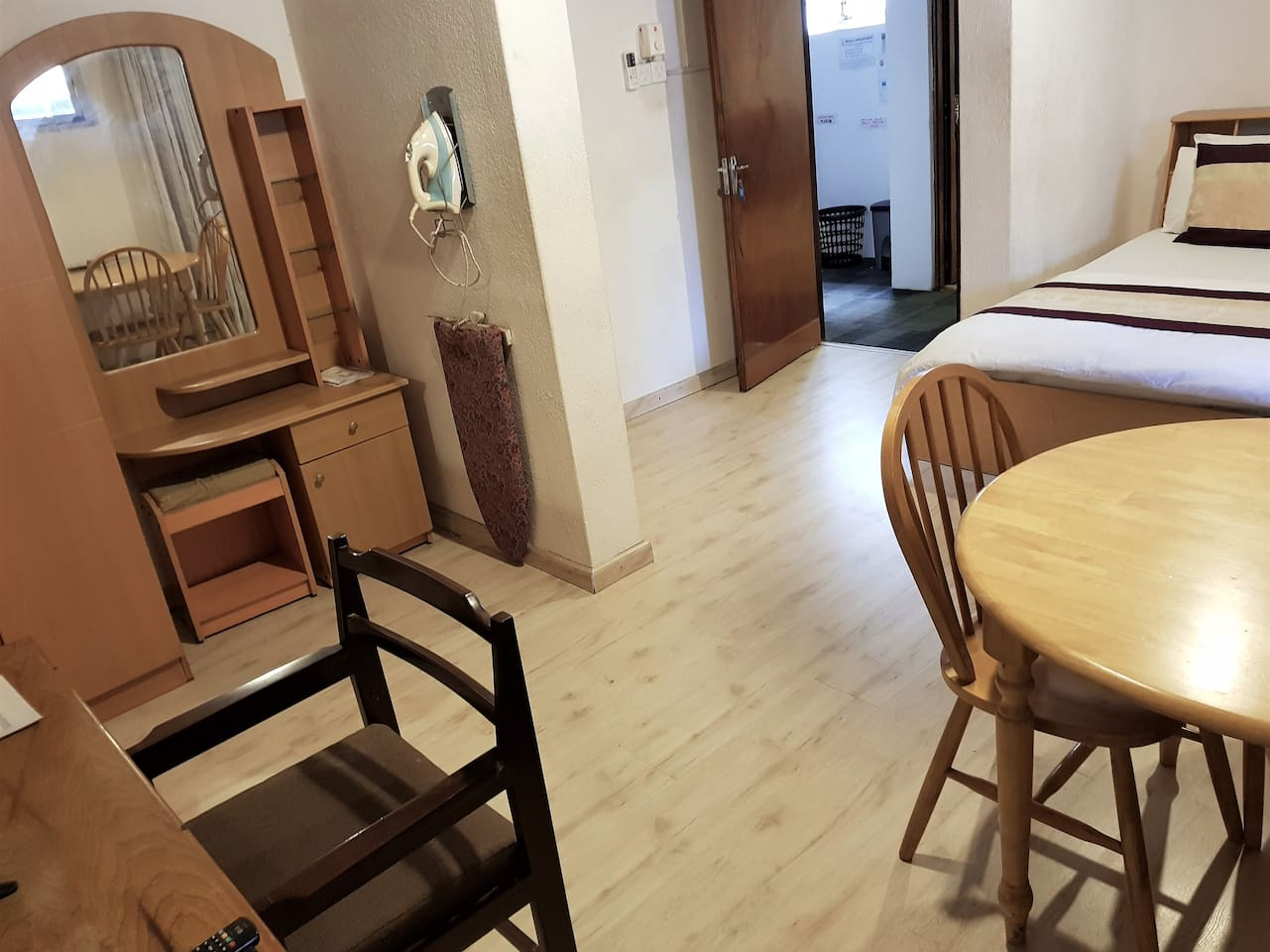 Fully furnished spacious apartment